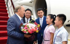 Working visit to China's Qingdao