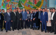 Kassym-Jomart Tokayev meets with representatives of the Dungan diaspora