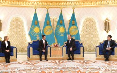 President Kassym-Jomart Tokayev receives Credentials from ambassadors of a number of states